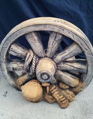 Travelling Wagon Wheel