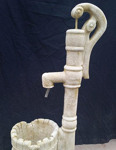 Water Pump (as fountain)