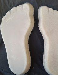 Feet Pavers